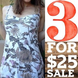 SALE‼️ Wilfred Natural Flowers Tank